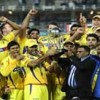Chennai Super Kings won Champions League T20 2010