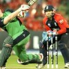 Fastest Century in World Cup Cricket