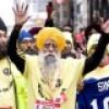 101 Year Old Fauja Singh Ran 10Km