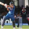 Fourth Highest Score in World Cup for India