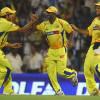 Chennai Super Kings won the Opening Match of IPL-4