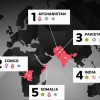 Most Dangerous and Unsafe Country for Women – Afghanistan