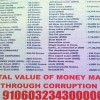 All scams in India – Total Money looted by politicians