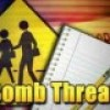 Bomb in School – Rumor by student to cancel exams