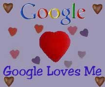 Google Loves Me