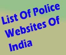 List Of Police Websites Of India