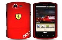 Acer Liquid E Ferrari Mobile