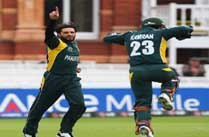 Pakistan Won Against Bangladesh