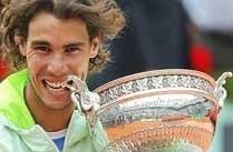 Rafael Nadal No 1 Again