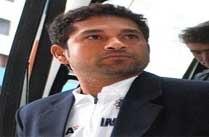 Sachin as a Group Captain