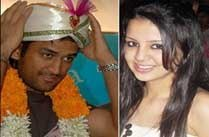 Dhoni Married to Sakshi Rawat