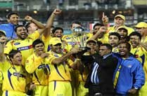 Chennai Super Kings win Champions League