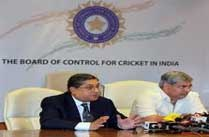 BCCI Contract List