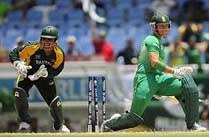 South Africa won from Pakistan