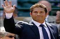 Tendulkar Brand Ambassador For World Cup