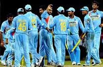 India Cricket Schedule 2011