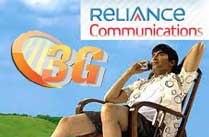 Reliance 3G Mobiel Service