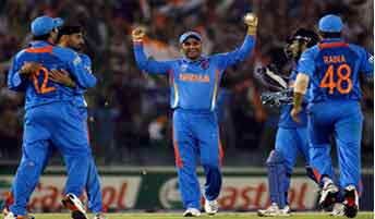 India Vs Pakistan 2nd Semifinal