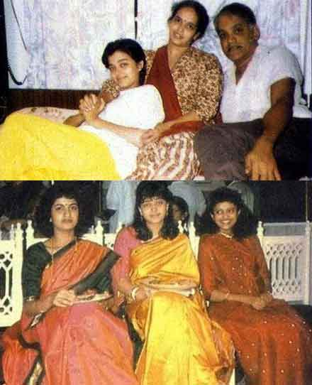 Aishwarya Rai child and rare photo