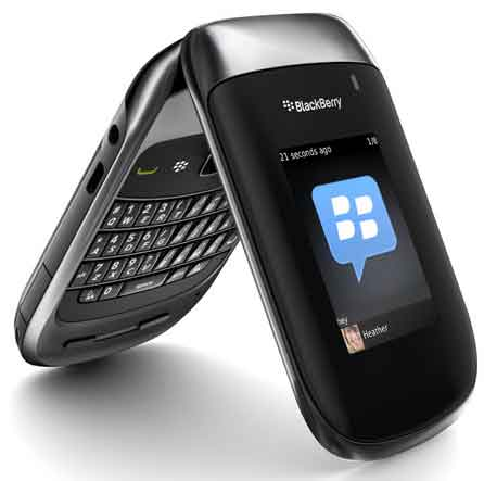 Blackberry Style 9670 CDMA Mobile
