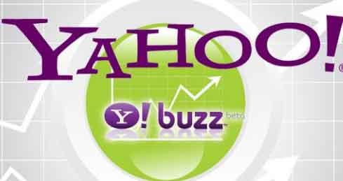 Yahoo Buzz closing