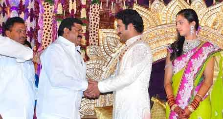 AP NTR Marriage