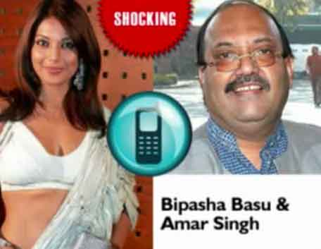 Amar Singh Tapes Transcript with Bipasha