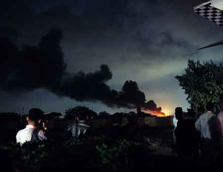Karachi Pakistan Attack by Taliban Militants