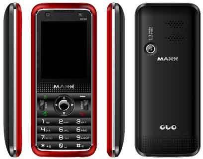Maxx Glo MX388 Gaming Mobile