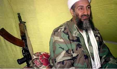 Osama Bin Laden Terrorist