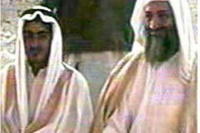 Osama Bin Laden Alqaeda Leader Terrorist