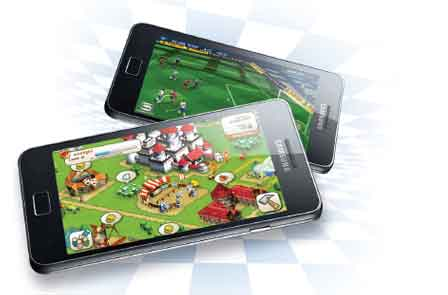 Price of Samsung Galaxy S II SGS2 in India