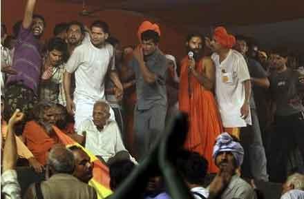 Baba Ramdev Arrested by Police