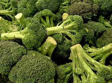 Brocolli Prevents Cancer