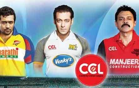 Celebrity Cricket League 2011
