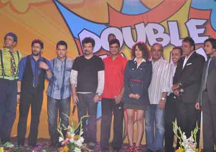 Double Dhamaal - Story and Review