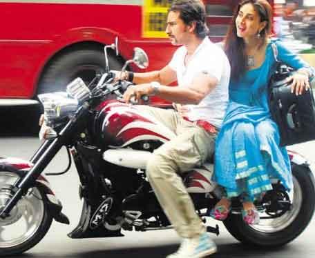 Kareena Kapoor - Saif Ali Khan