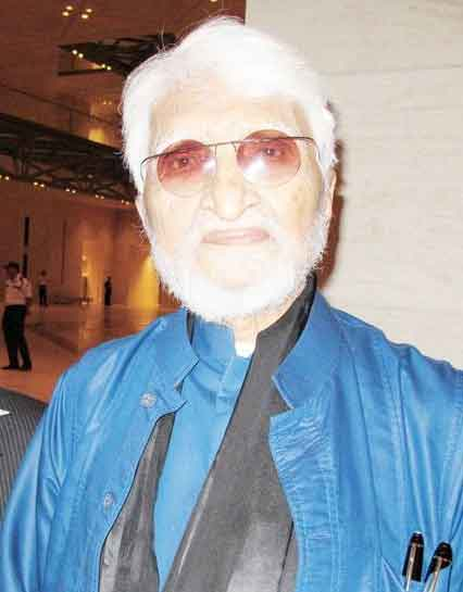 MF Husain Biography - Awards