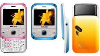 Micromax MS502 Maxx Vista Mobile