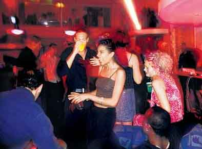 Rave Party in Mumbai
