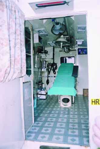 Worlds Smallest Hospital - Farishta