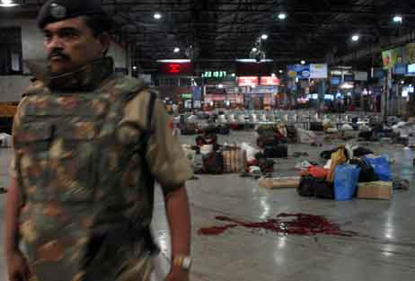 Blasts in Mumbai - Terror Attacks