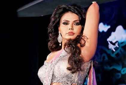 Rakhi Sawant saree stolen