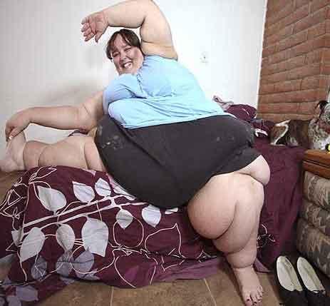 Worlds Fattest Lady