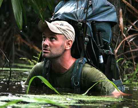 Ed Stafford crossed Amazon