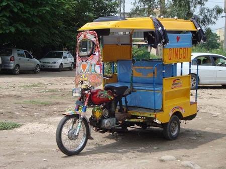 qingqi-rickshaw