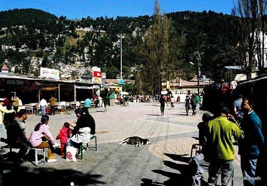 Tibetan Market_opt
