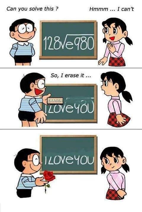 Funny Ways Of Saying I Love You