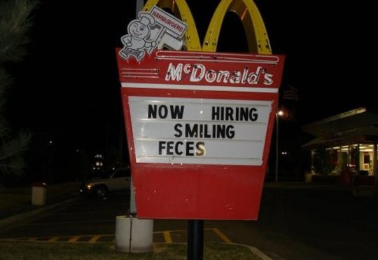 SmilingFecesSign