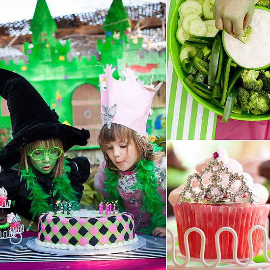 Wicked-Inspired-Birthday-Party-Twin-Girls